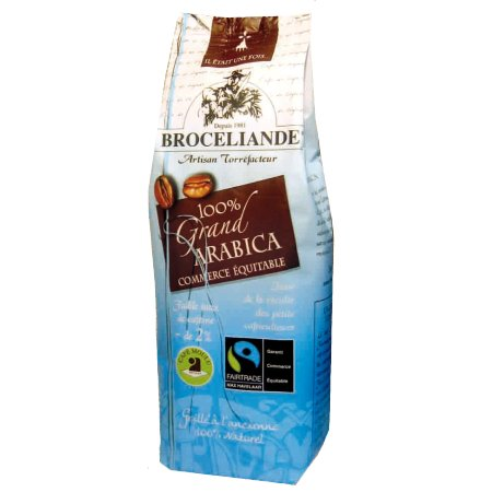 Caf� 100% Arabica Mexique / Guatemala