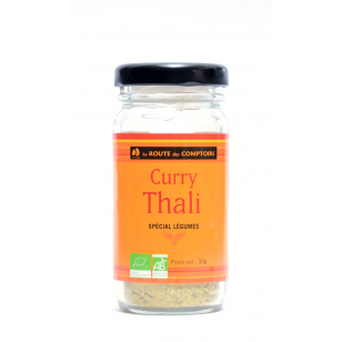 Curry Thali bio
