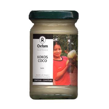 Confiture noix coco Laos