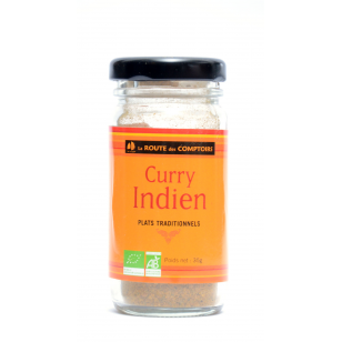 Curry Indien bio